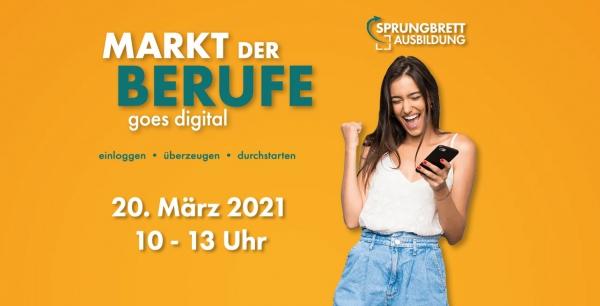 Markt der Berufe goes digital