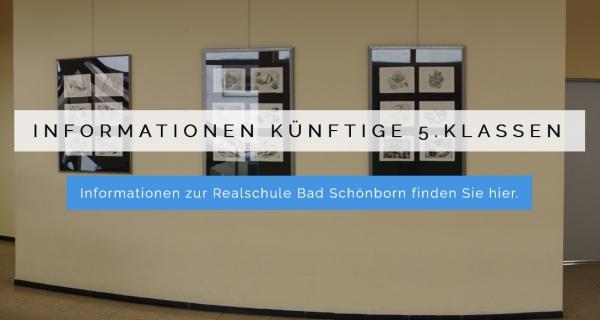 Informationen zur Realschule Bad Schönborn