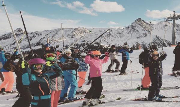 Skifreizeit der Realschule auch dieses Jahr ein Erfolg