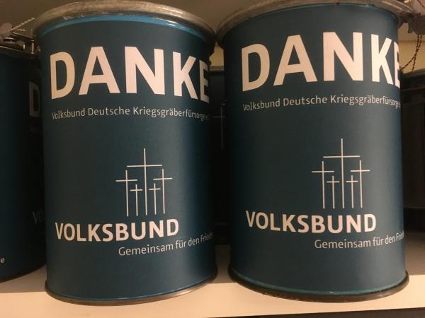 Volksbundes Deutsche Kriegsgräberfürsorge e.V.